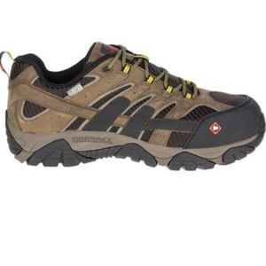 Merrell Work Moab 2 Vent Low Composite Toe…